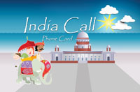 India Call Phone Card